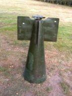 1000 lb Bomb fin Mk4