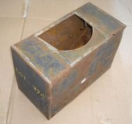 Early .303 ammo tin liners
