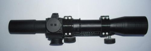 No 32 sniper rifle scope (3D printed)