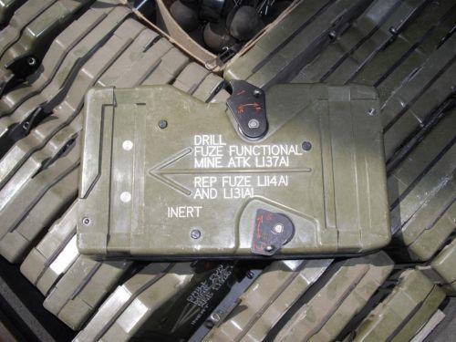 bar mine anti handling fuse