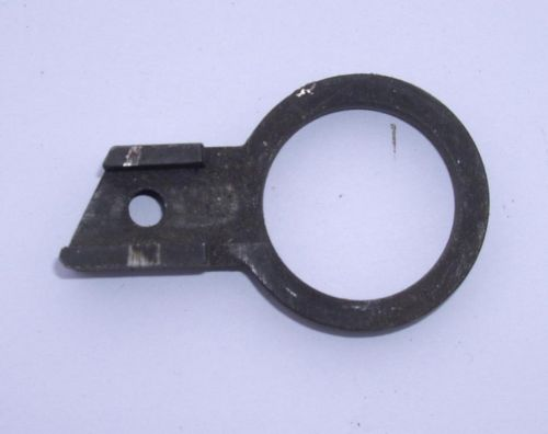Carry handle ring for L7 barrel GPMG