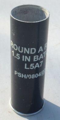 1.5 inch Baton round case