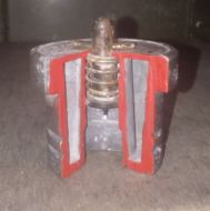 Mk5 A/T ww2 Mine fuse(Sectioned)