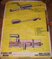 SA80 straight pull mech poster