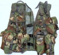Assault vest DPM