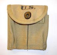 Tan coloured mag pouches 1911