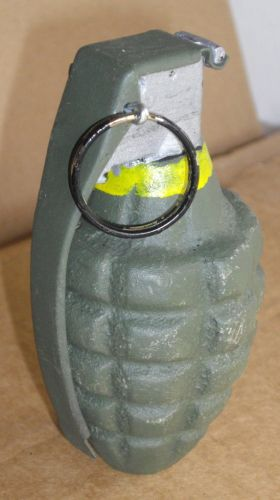 US Pineapple Grenade ww2 type