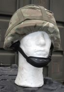 Cadet Helmet with MTP cover
