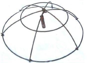 Camo Net Basket