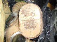1938 ww2 service issue gas mask