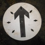 route signs (Arrows)