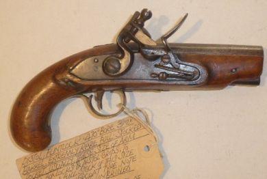 childs flintlock Pistol