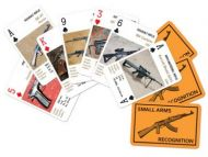smallarms Recognition playing cards