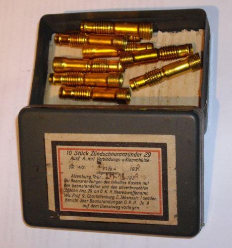 German ww2 Stick grenade adaptors